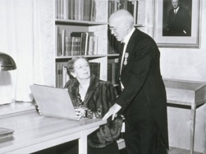 Virginia and Walter Nord