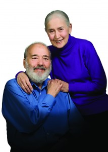 Reuben and Dorothy Silver