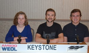 Keystone team 2017