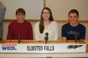 Olmsted Falls QF 2017
